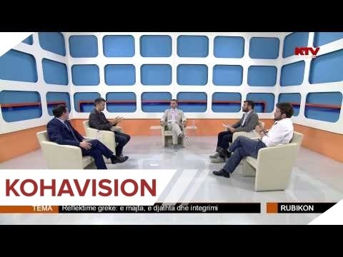 RUBIKON - REFLEKTIME GREKE: E MAJTA, E DJATHTA DHE INTEGRIMI 16.07.2015