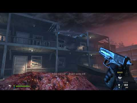 Call of Duty: Ghosts - Extinction Mode on Point of Contact [FULL GAMEPLAY]