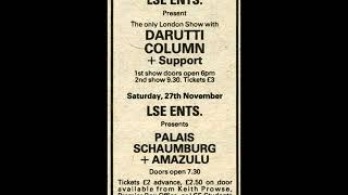 The Durutti Column-Never Known (Live 11-20-1982)