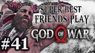 Super Best Friends Play God of War (Part 41)