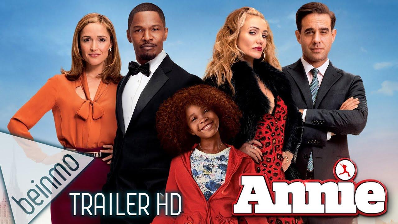Annie movie 2014 jamie foxx
