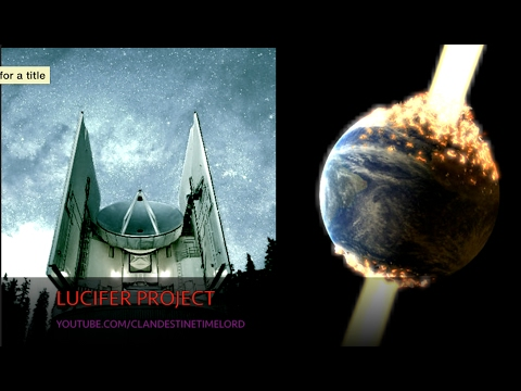 CERN ACTIVATING LUCIFER PROJECT 2017 FINDING ANTIMATTER