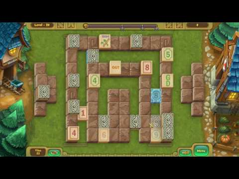 Legendary Slide - A Mahjong Puzzle Game