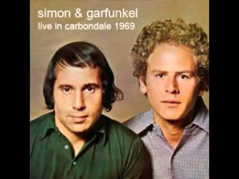 Simon & Garfunkel Scarborough Fair Canticle Live 1969