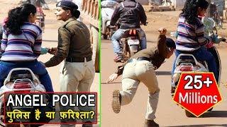 Police Ki Dadagiri Aur Rahem Dili Ek Taraf | क्या ट्रैफिक पुलिस ऐसी होती हैं?
