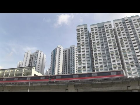 Urban planning for an ageing Singapore