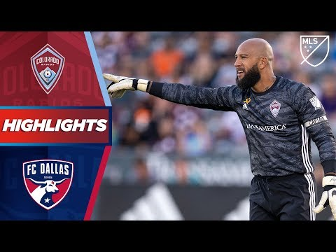 Colorado Rapids vs. FC Dallas | Tim Howard's Final Home Game | HIGHLIGHTS