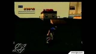 Tony Hawk's Pro Skater 2 Nintendo 64 Gameplay
