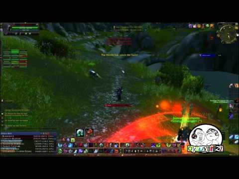 World of Warcraft: Arathi Basin (PvP) oynuyoruzz