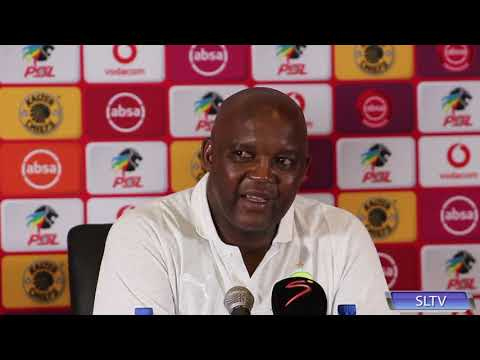 Pitso: Why Can't I Run Once?