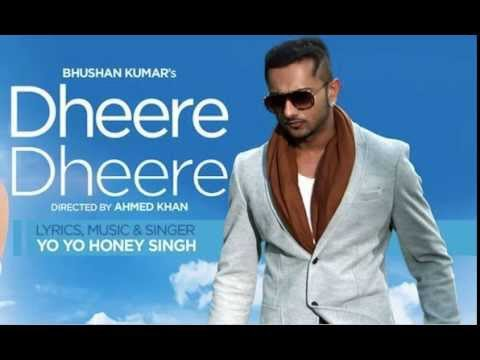dheere dheere se yo yo honey singh ringtone by bharat