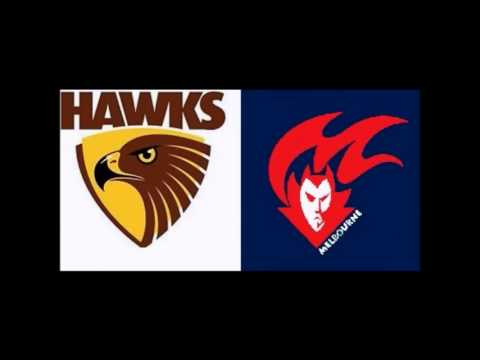 Melbourne Hawks Theme song