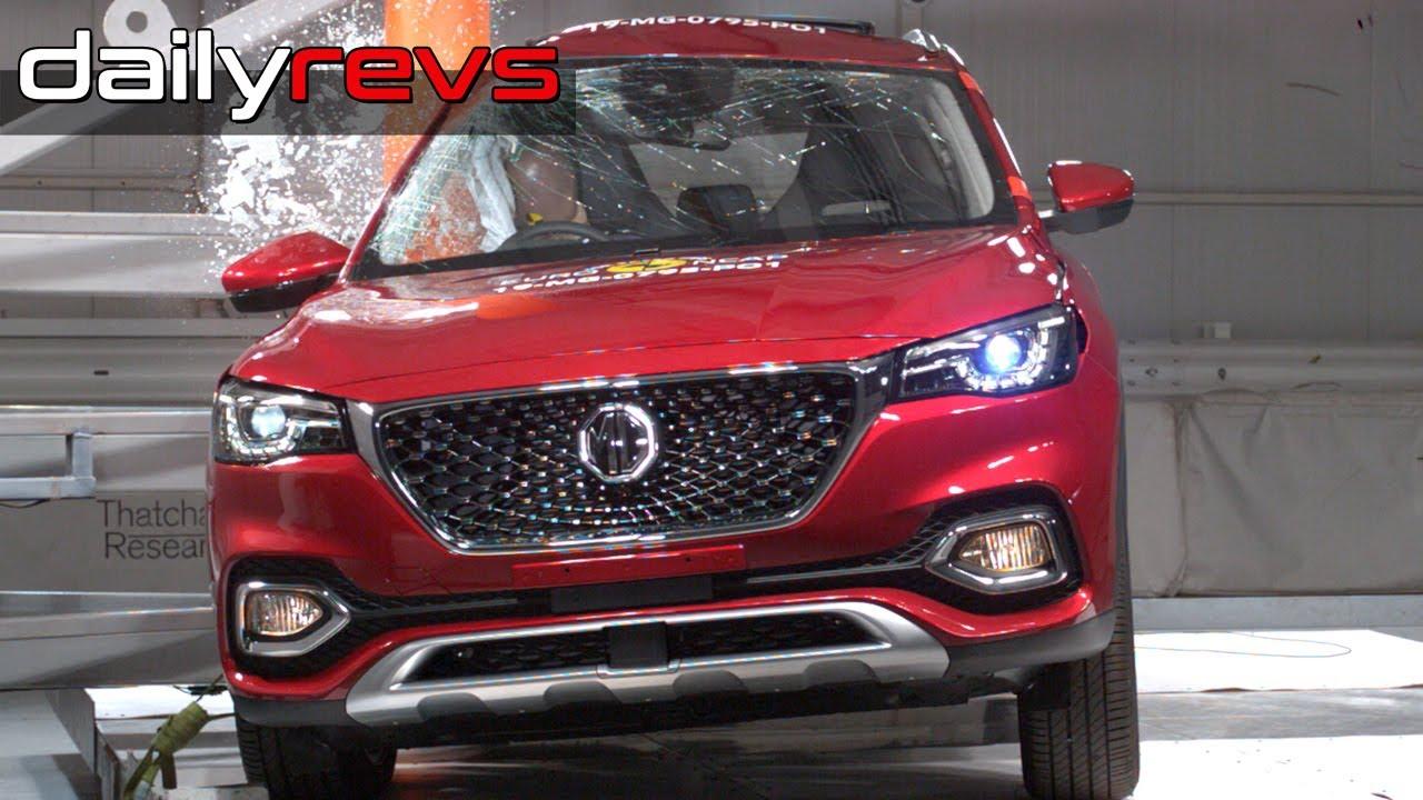 2020 MG HS | Euro NCAP | ⭐⭐⭐⭐⭐ Stars | Crash Test