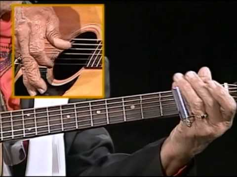 How To Play Piedmont Blues With Etta Baker Going Down The Road
