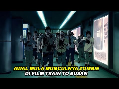 TERNYATA VIRUSNYA BERAWAL DARI STASIUN SEOUL!!! || Alur cerita film SEOUL STATION (2016)