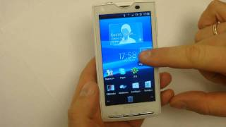 Android 2.1 на XPERIA X10