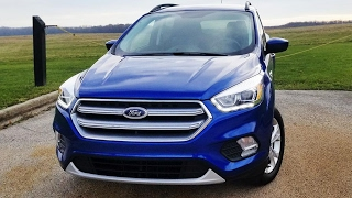 2017 Ford Escape: 'сосиска в тесте'