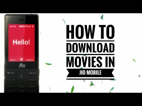 How To Download Bengali Hindi Bojpuri Movies In Jio Phone