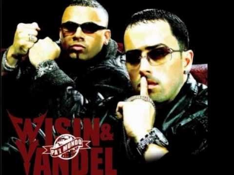 Wisin & Yandel Ft. Tony Dize