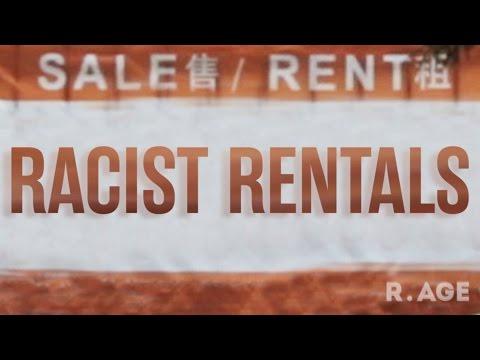 Racist rentals