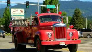 Libby Montana Volunteer Fire Department Celebrates 100 years