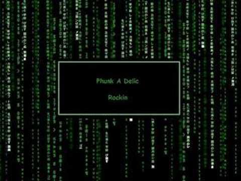 Phunk A Delic - Rockin