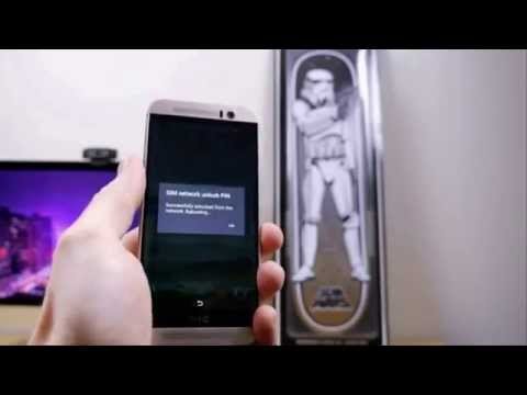 How to Unlock HTC Butterfly S