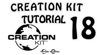 Creation Kit Tutorial №18 - Создание NPC