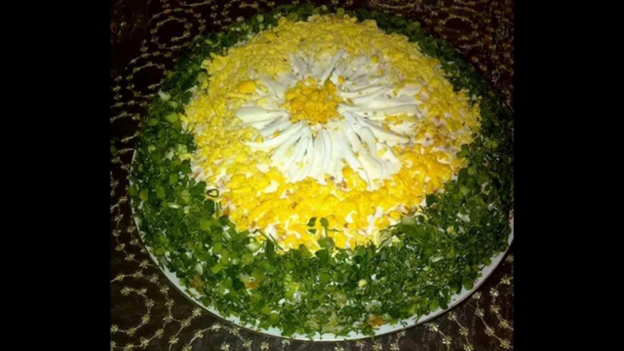 Mimoza Salat Resepti By Yemek Sergisi