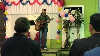 Vikash Gajmer Live Singing Nirdosh Pabitra Ishwor