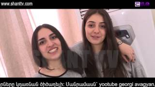 X Factor4 Armenia Diary March 8 and dance class 16 03 2017