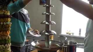 Шоколадный фонтан(, 2013-03-08T05:28:54.000Z)