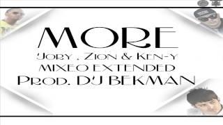 More Jory Zion & Ken-Y Mixeo  Extend Prod. Dj Bekman