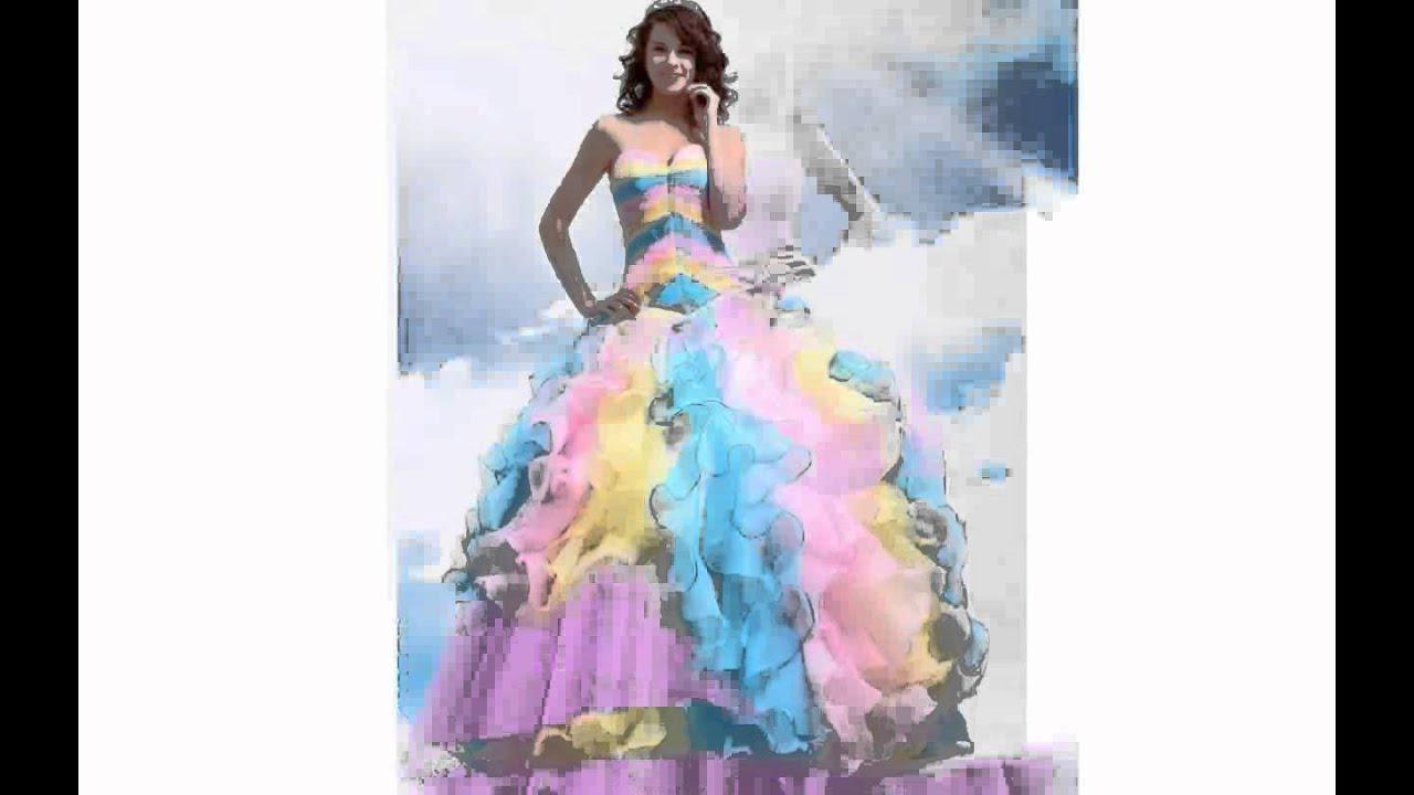 Vestidos De 15 Anos Modernos: Vestidos Modernos De 15 Anos