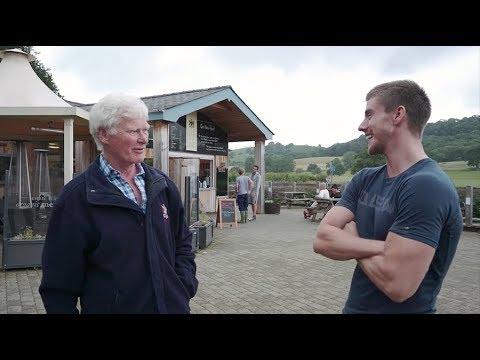 Fitness on the Farm | Ash Dykes at Rhug Estate Organic Farm