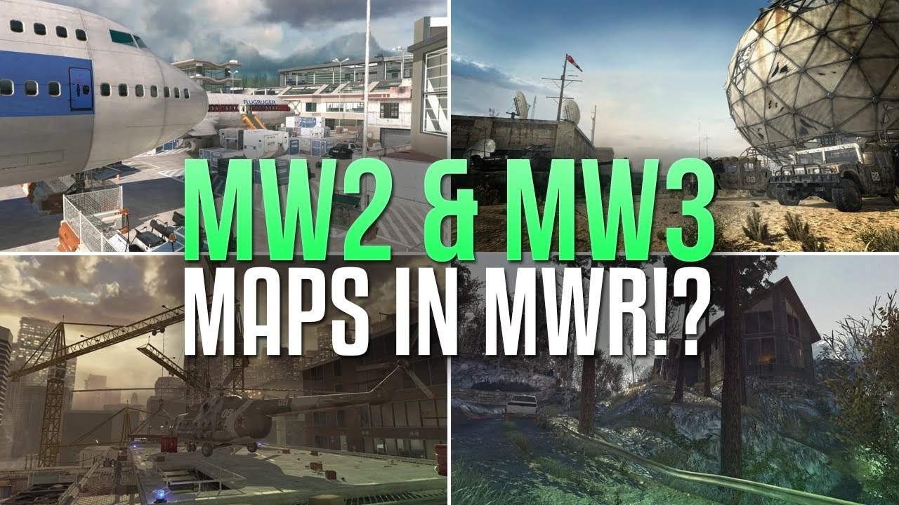call of duty mw3 map pack how to download