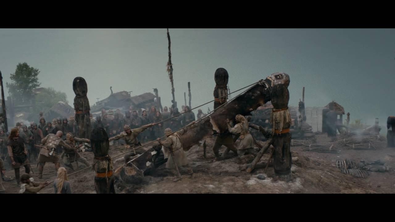 Звук горна викингов скачать