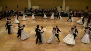 Stanford Viennese Ball 2010 Opening Committee ending and First Waltz