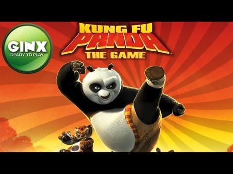 Kung Fu Panda Video Game Review | Ginx TV