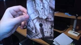 Knights of Sidonia Deluxe BD Unboxing (UK)