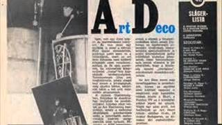 Art Deco - Untitled VII ( 1985 Hungary Ritual Industrial )