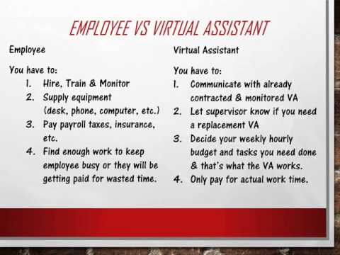 Virtual Office VA Staffing All Service Program