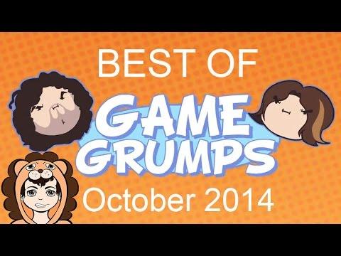 Best Of Game Grumps: October 2014