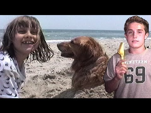 North Carolina Family Vacation, Dogs Humping Everywhere, Cute Dog Buried In Sand And Crabs Prank!
