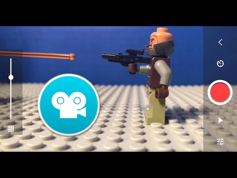 How to make Lego Practical Gun Effects in Stop-motion