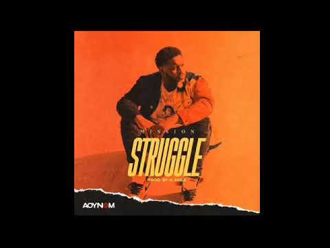 Mission - Struggle (Prod. By K. Agee)
