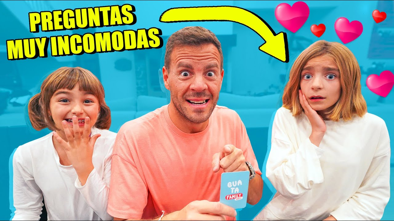 Download PREGUNTAS MUY INCOMODAS A GISELE - Itarte Vlogs