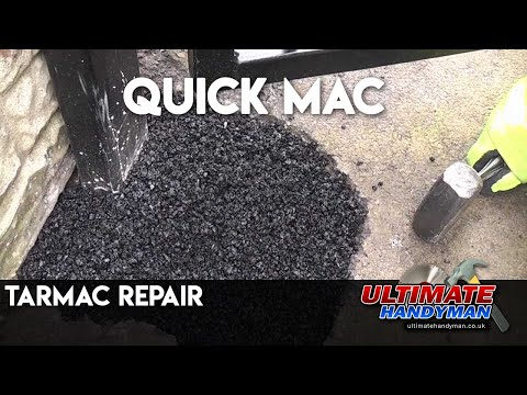 Tarmac repair