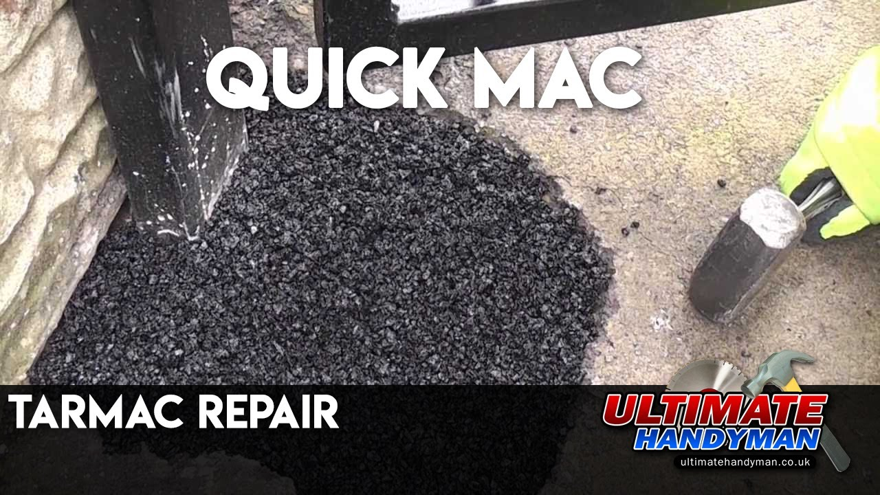 Tarmac repair youtube tarmac repair solutioingenieria Images