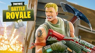 THIS NEW FREE GAME IS TERRIBLE!! (Fortnite Battle Royale)
